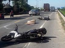 Quảng Nam: Nữ du khách nước ngoài tử vong thương tâm sau va chạm với xe đầu kéo