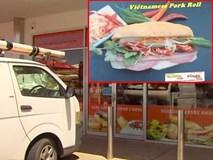 Úc điều tra vụ 9 người nhập viện sau khi ăn bánh mì Việt Nam