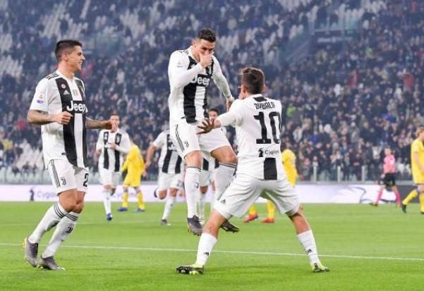 Ronaldo tỏa sáng giúp Juventus duy trì mạch bất bại từ đầu mùa-1