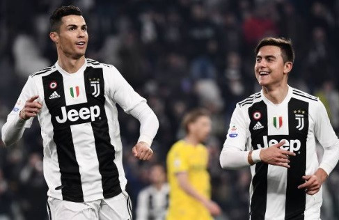 Ronaldo tỏa sáng giúp Juventus duy trì mạch bất bại từ đầu mùa-2