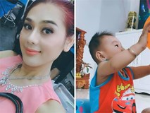 Lâm Khánh Chi lần đầu khoe ảnh cận cảnh con trai yêu sau khi đón về từ Thái Lan