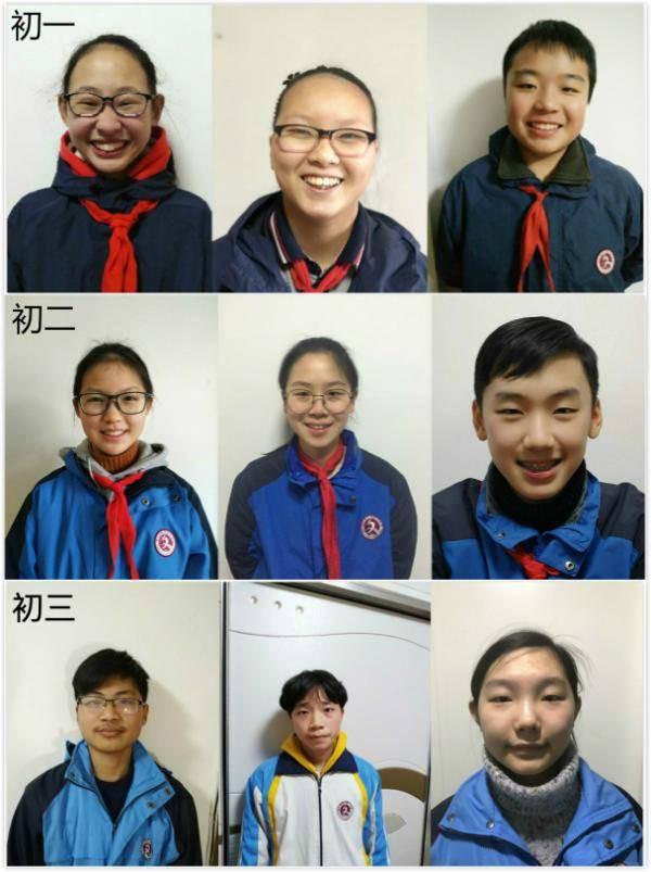 Một trường học chụp ảnh cho học sinh và nhận ra: Càng học lên cao, càng cười ít đi, càng lớn càng không vui vẻ-1