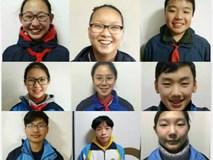 Một trường học chụp ảnh cho học sinh và nhận ra: Càng học lên cao, càng cười ít đi, càng lớn càng không vui vẻ