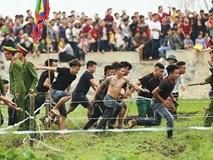 Lễ hội cướp phết Hiền Quan 2019