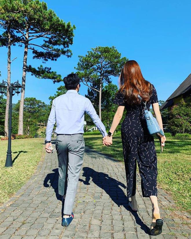 Cuộc sống tràn ngập hạnh phúc của Cường đô la và Đàm Thu Trang sau lễ ăn hỏi-6