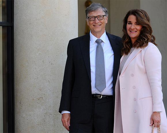Chiếc bùa giúp cuộc hôn nhân của Bill Gates bền vững suốt 25 năm-1