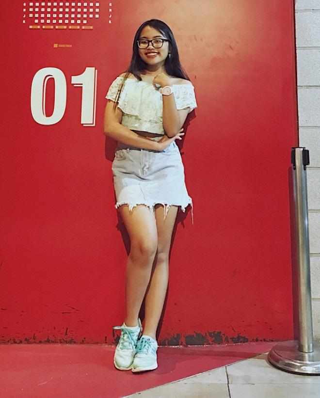 Phong cách ra phố sành điệu của Phương Mỹ Chi với short ngắn, quần rách te tua-7