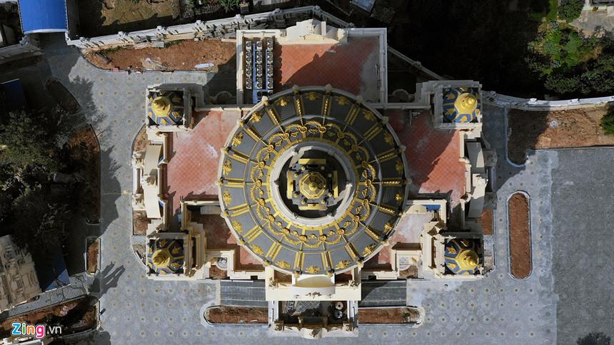 Lâu đài hoành tráng như trong truyện cổ tích của đại gia Ninh Bình-5
