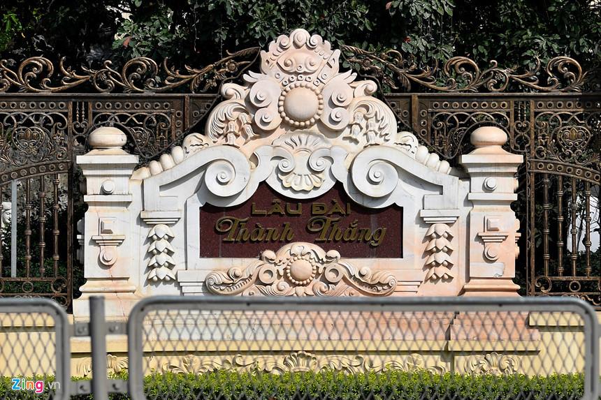Lâu đài hoành tráng như trong truyện cổ tích của đại gia Ninh Bình-8