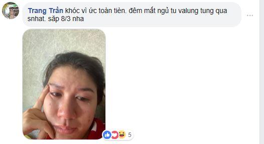 Ngày sinh nhật được chồng tặng hẳn cọc tiền USD, Trang Trần lại bật khóc vì... ức-2