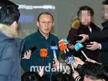 HLV Park Hang Seo chốt ngày U23 Việt Nam hội quân, sẽ triệu tập 30 cầu thủ cho Vòng loại châu Á