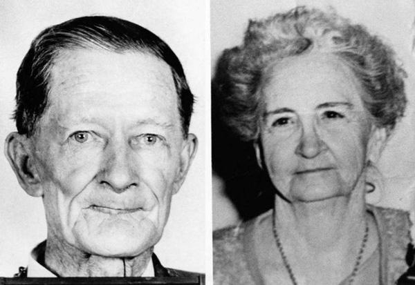 Chiếc tủ đông chứa thi thể của hai vợ chồng già tiết lộ bí mật về bi kịch gia đình, nghi phạm duy nhất là người mà ai cũng biết-1