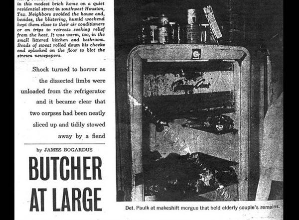 Chiếc tủ đông chứa thi thể của hai vợ chồng già tiết lộ bí mật về bi kịch gia đình, nghi phạm duy nhất là người mà ai cũng biết-2