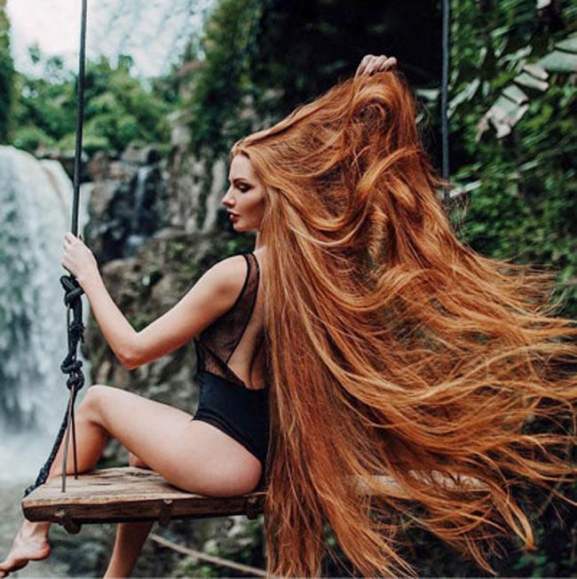 2 cô gái đẹp châu Âu mái tóc thác nước khiến người gặp, người yêu-9