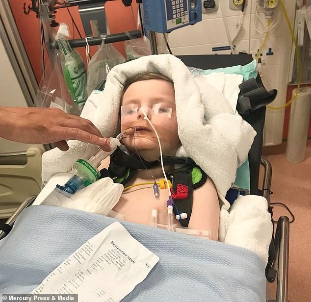 Bé trai 6 tuổi bị đau đầu, nôn mửa, rơi vào hôn mê vì thủ phạm là căn bệnh nguy hiểm mà cha mẹ nào cũng sợ-1