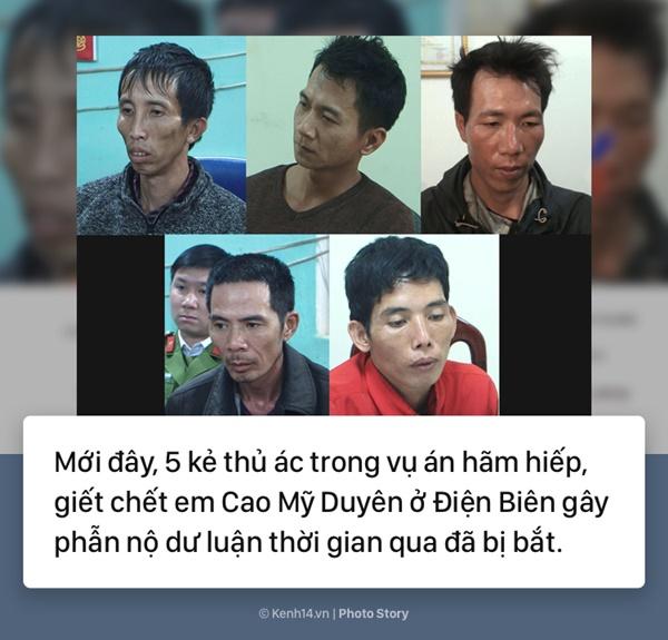 Hành trình gây án man rợ qua lời khai của 5 đối tượng nghiện ngập thay nhau hãm hiếp và sát hại nữ sinh giao gà ở Điện Biên-1