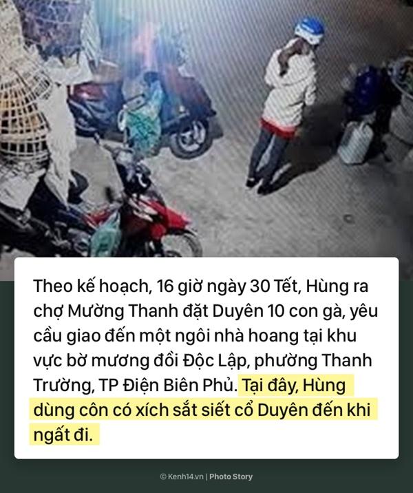 Hành trình gây án man rợ qua lời khai của 5 đối tượng nghiện ngập thay nhau hãm hiếp và sát hại nữ sinh giao gà ở Điện Biên-3