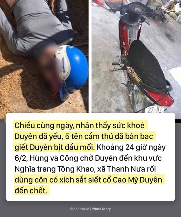 Hành trình gây án man rợ qua lời khai của 5 đối tượng nghiện ngập thay nhau hãm hiếp và sát hại nữ sinh giao gà ở Điện Biên-6