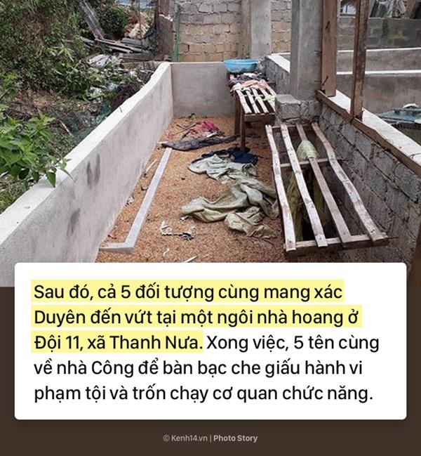 Hành trình gây án man rợ qua lời khai của 5 đối tượng nghiện ngập thay nhau hãm hiếp và sát hại nữ sinh giao gà ở Điện Biên-7