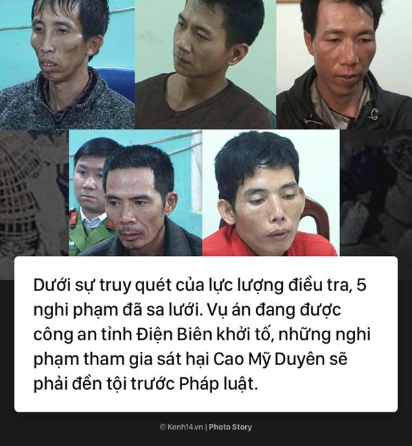 Hành trình gây án man rợ qua lời khai của 5 đối tượng nghiện ngập thay nhau hãm hiếp và sát hại nữ sinh giao gà ở Điện Biên-8