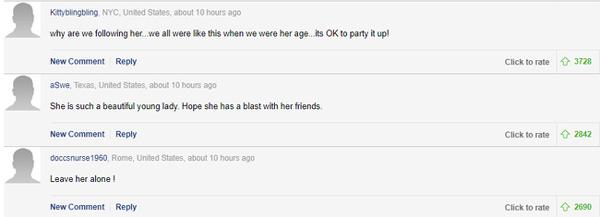 Ái nữ nhà Obama gây sốc với hành động chưa đủ tuổi nhưng phản ứng của người dùng mạng mới thật bất ngờ-4