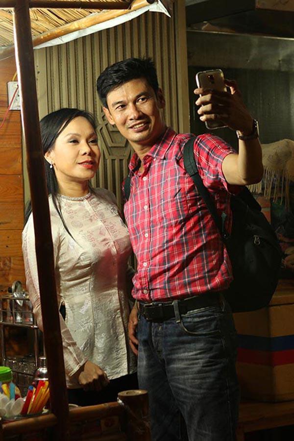 Đường tình ngang trái của nam nghệ sĩ nổi tiếng, yêu thầm danh hài Việt Hương-3