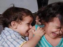 Cách xử lý triệt để khi bé con bỗng dưng lên cơn muốn