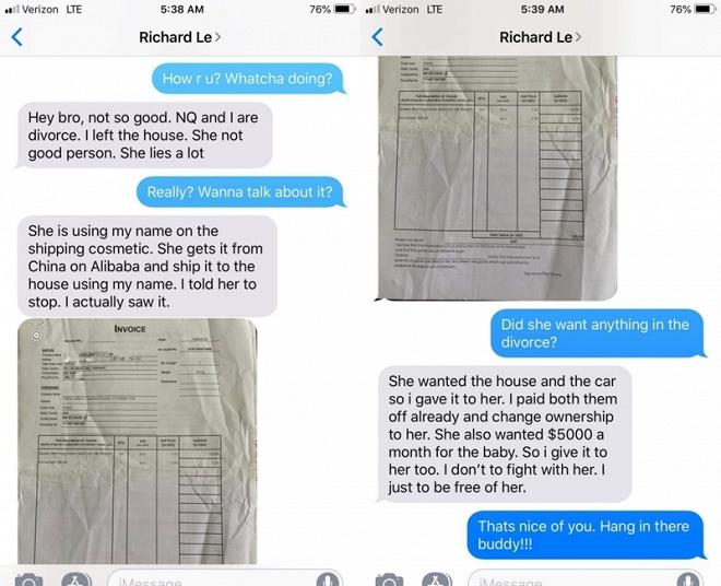 Bị chồng cũ tố bán mỹ phẩm kém chất lượng, Ngọc Quyên phản bác: Chồng tôi dùng báo chí để chơi xấu tôi-1