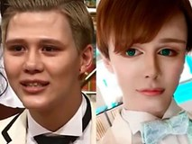 Chàng trai Nhật Bản phẫu thuật cả chục lần thành ma nơ canh di động