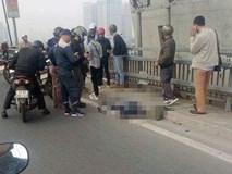 Hà Nội: Xe buýt đâm tử vong người đàn ông đi xe máy cùng chiều trên cầu Nhật Tân