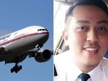 Cơ phó MH370 lái máy bay