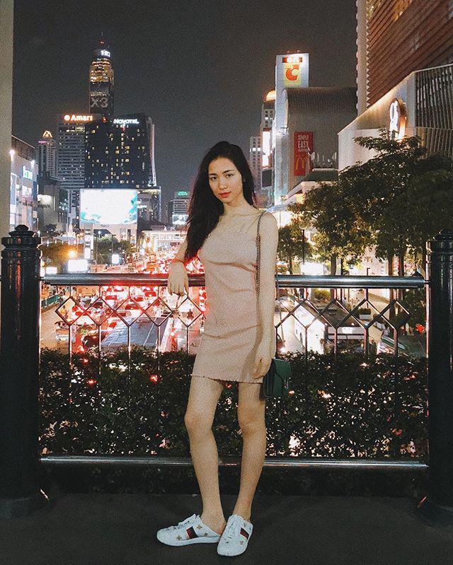 Thấp bé thì sao, cứ diện chuẩn như Hoàng Thùy Linh, Hòa Minzy là tăng cả 10cm chiều cao-14