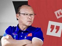 HLV U22 Việt Nam và áp lực từ ông Park Hang Seo