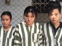 Giọt nước mắt muộn màng của 2 nữ sinh viên khi cùng bạn trai dàn cảnh mua hàng online để trấn lột, cướp tài sản ở Sài Gòn