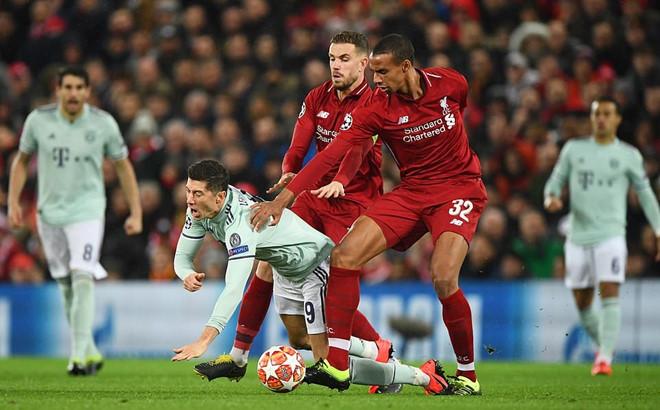 Liverpool và Bayern Munich bất phân thắng bại tại Anfield-1