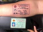 Hàng ngàn chứng minh nhân dân Việt Nam bị rao bán công khai trên mạng-3