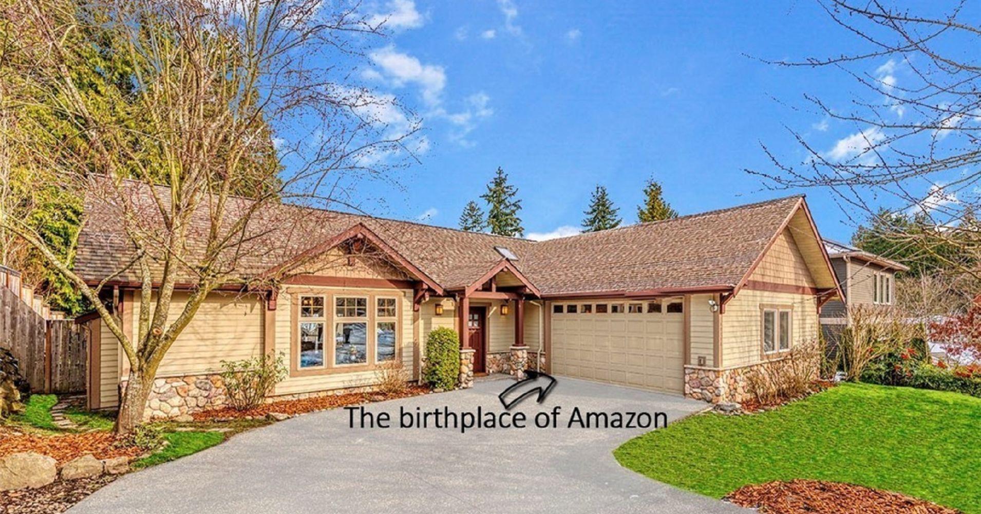 Căn nhà giản dị bỗng lên giá 35 tỷ đồng chỉ vì một thứ: Tỷ phú công nghệ Jeff Bezos từng sống ở đây-2