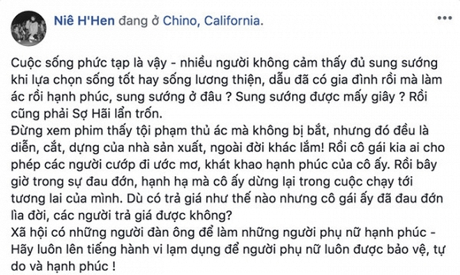 Hoa hậu HHen Niê, MC Phan Anh cùng dàn sao Việt phẫn nộ về vụ án cô gái giao gà bị sát hại-1