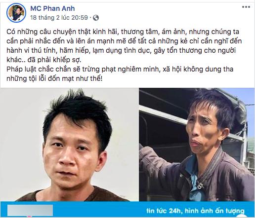 Hoa hậu HHen Niê, MC Phan Anh cùng dàn sao Việt phẫn nộ về vụ án cô gái giao gà bị sát hại-2