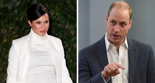 Hoàng tử William nổi cơn thịnh nộ với em dâu Meghan vì điều này, khiến mối quan hệ ngày càng rạn nứt-2