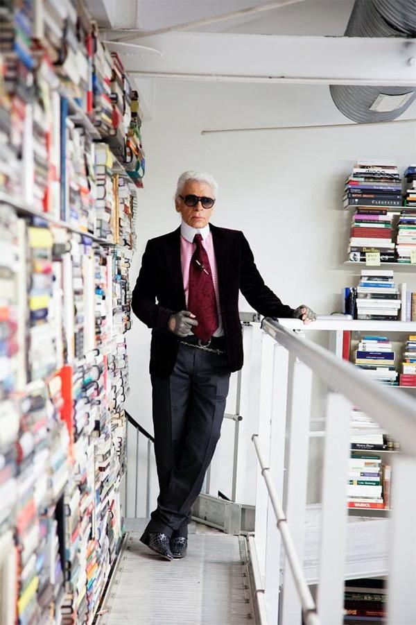 9 điều ít người biết về cuộc sống riêng tư của huyền thoại thời trang Karl Lagerfeld-9