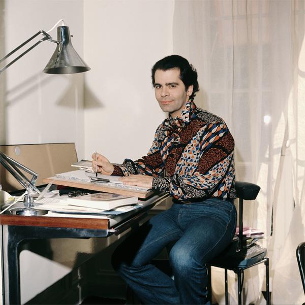 9 điều ít người biết về cuộc sống riêng tư của huyền thoại thời trang Karl Lagerfeld-13