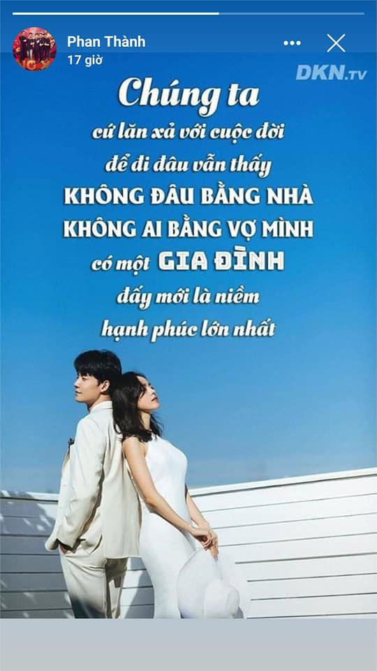 Sau bao mối tình ồn ào vẫn lẻ bóng chẳng có ai, Phan Thành trải lòng: Có một gia đình là điều hạnh phúc nhất-4