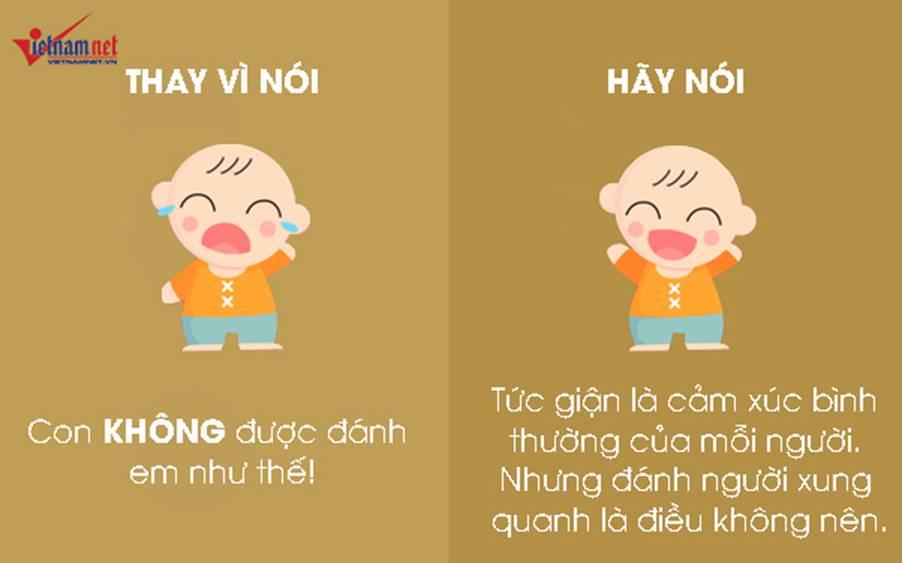 """9 câu nói hữu hiệu thay vì nói không"""" với trẻ-4"""