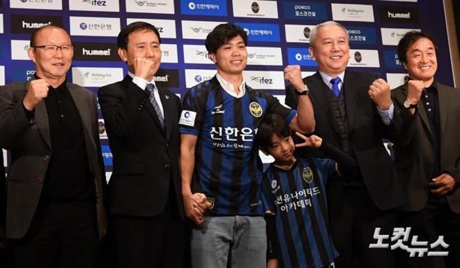 Dân mạng Hàn khen ngợi Công Phượng khi ghi bàn cho Incheon United-2