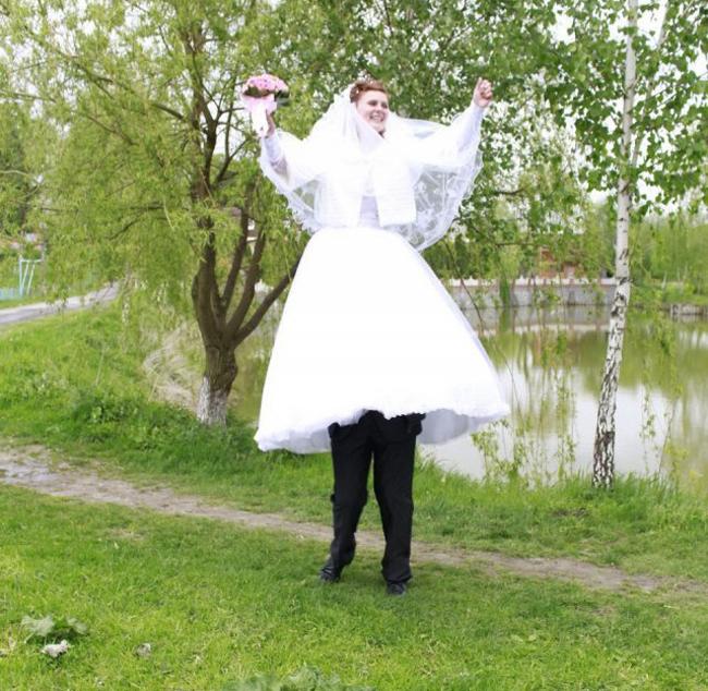 Những bức ảnh cưới để đời của cô dâu chú rể-10