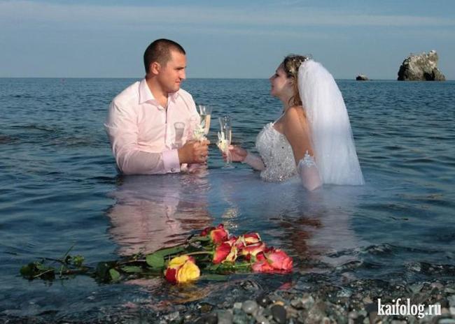 Những bức ảnh cưới để đời của cô dâu chú rể-11