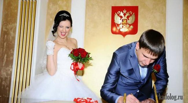 Những bức ảnh cưới để đời của cô dâu chú rể-5