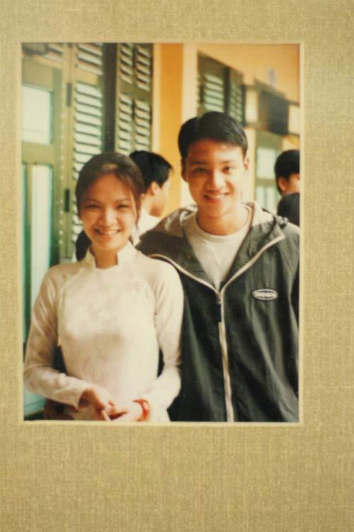 20 tuổi, Khải Anh nói với bố muốn cưới Đan Lê. 9 năm sau, anh tiếp tục nói điều đó, khi cô từng làm vợ người khác!-2