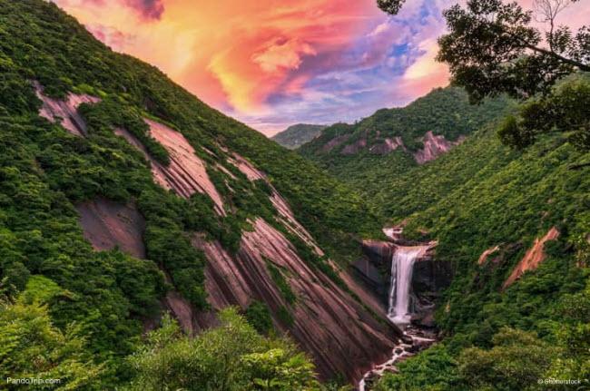 Choáng ngợp trước 10 kỳ quan thiên nhiên tráng lệ nhất xứ anh đào-3